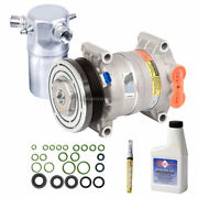For Chevy Astro And Gmc Safari 2002-2005 Oem Ac Compressor W/ A/c Repair Kit Dac