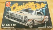 Amt Model Kit 65 Galaxie Lowrider 125 Scale 2263 New