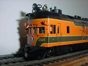 Ho Great Northern Gas Electric Version F/p