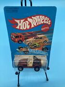 Hot Wheels Jeep Cj 7 Unpunched New