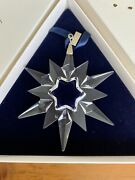 1997 Christmas Holiday Star Ornament Large- New In Open Box