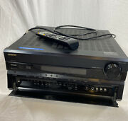 Onkyo Tx-sr806 7.1 Channel 300w Hdmi Home Theater Av Receiver Tested-works Good