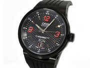 Oris 7560 Williams F1 Team Model Automatic Day Date Menand039s Watch