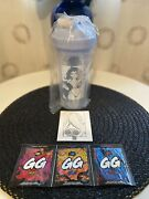 Gamersupps Gg Waifu Cup Shaker Vi Trapped - In Hand New - With Sample Packs