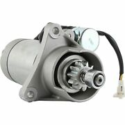 New Starter For Briggs 138400 185400 187400 Series Lawn And Garden Mower Engine
