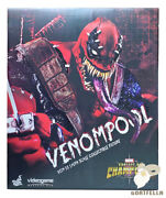 Ready New Authentic Hot Toys Marvel Contest Of Champions Venompool Vgm35 365mm