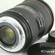 L Lens Type 2 Canon Ef24-70mm F2.8l Ii Usm Canon Ef Mount From Japan