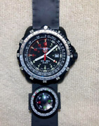 Luminox Recon 8830 Red Hand Japan Limited Edition Men's Watch
