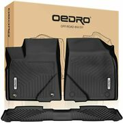 For 2014-2019 Toyota Highlander Floor Carpet Mats Front And Rear Seats 1st 2nd Row
