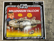 ❗️ 2012 Star Wars Vintage Collection Millennium Falcon Toys R Us Exclusive New