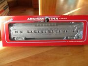 American Flyer Lti 6-48929 Wp Silver Palace Dome Car 2/20/20