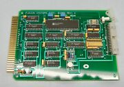 Fusion Systems Interface Chuck Pcb Assy 61981 Rev L S/n 1596 C New/surplus