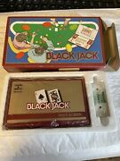Vintage 1985 Nintendo Game And Watch Black Jack In Box Beautiful Condition