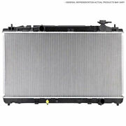 For Ford Ranger 4-cyl Manual Trans 1985-1994 New Radiator Dac