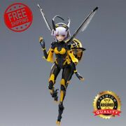 Bee-03w Wasp Girl Bun-chan 1/12 Completed Action Figure Toy Anime Comic New Gift