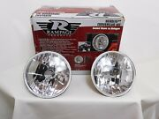 New-fits-jeepetc. Headlight Conversion Kit 7 Round Assembly Rampage 5089925
