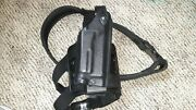 Safariland 6004-3832 Sls Drop Leg Holster For Glock 21 With M3