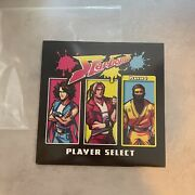 Starbomb - Player Select Vinyl Lp Nm Protective Outer Sleeve