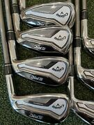 Callaway Epic Forged Irons 5-p+a 7 Irons Steelfiber 115 Fc F4 Stiff