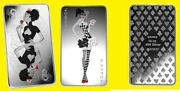 Joker Girl+queen Of Hearts 20 Oz .999 Silver Colorized Limited Edition New/box