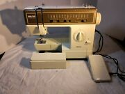 Vintage Baby Lock Companion 1500 Heavy Duty Embroidery Sewing Machine W/fp Fship