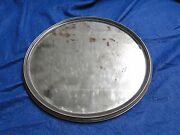Sterling Silver Wedding Cake Stand Antique Victorian 1850 French Shape Medium