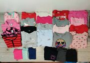 Lot Of 26 Girls Summer Fall Clothing Size 7/8 Mixed Justice Catandjack Children's