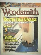 Woodsmith Volume 29 No 171 Router Table Upgrade Collectible June/july 2007
