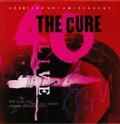 The Cure 40 Live Curaetion 25 + Anniversary 4cd+2 Dvd Deluxe Set