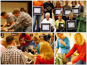 Learn Professional Picture Framing - 3 Day Workshop - Ct And Fl