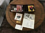 Vintage Abu Garcia Abumatic 170 Fishing Kit Sweden In Box With Lures And More