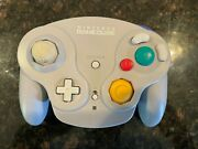 Nintendo Gamecube Gray Wireless Wavebird Only Dol-004 No Receiver Tested