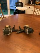 2 Used Go Kart Break Calipers Parts Only