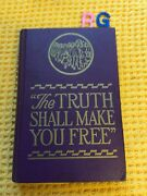 Vintage Scarce Watchtower Religious Tract , The Truth Shall Make You Free 1943