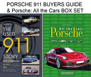 Porsche 911 Buyers Guide And Porsche All The Cars Two Book Box Set