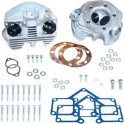 90-1498 Super Stock Cylinder Head Kits Flhte 1340 Electra Glide Classic 1984