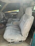 1988-1998 Chevy Gmc C K 10 20 30 Pickup Truck Front Seat 40 / 20 / 40 Ext Cab