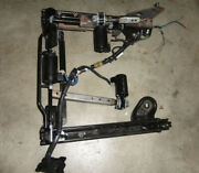 03 04 05 06 Expedition Driver Seat Track W/ Motors Non Memory Air Heat/cool