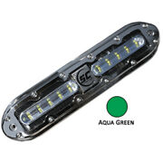 Shadow-caster Scm-10 Led Underwater Light W/20and039 Cable - 316 Ss Housing - Aqua...