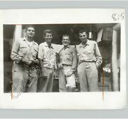 President Jfk In Wwii W Paul Fay And Jim Reed Politic War Kennedy 1943 Press Photo