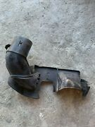 2006 Bmw M5 E60 Left Driver Front Air Guide Intake Duct Oem