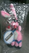 New Energizer Plush Pink Toy Bunny 22 In Original Plastic 1995 Immcon Int'l Ltd