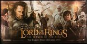 The Lord Of The Rings Return Of The King Large Vinyl Poster/banner