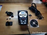 Roland Td-11 V-drum Module W/mount, Clamp, Wiring Harness, Vex, And Power C1d9304