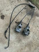 Hs1 Genuine Carburetor Cab Accelerator Wire Throttle Search... Hs90 Rd90 As1 As2