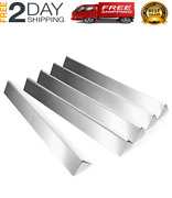 5 Stainless Steel Flavorizer Bars 24.5 For Weber Genesis Bbq Grill 7539 7540