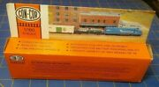 Con-cor N Scale 90 Ft Piggyback Flatcar With Two Piggyback Trailers 0001-01206a