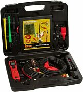 Power Probe Kit Test Lead Car Diagnostic Tool Wire Piercing Circuit Tester Probe