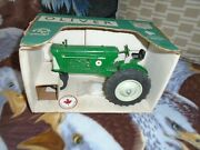 Oliver 770 Farm Equipment Canadian Collectorand039s Edition Die Cast Metal Tractor