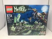 Lego Monster Fighters 9467 The Ghost Train = New Retired
